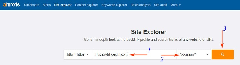 check backlink